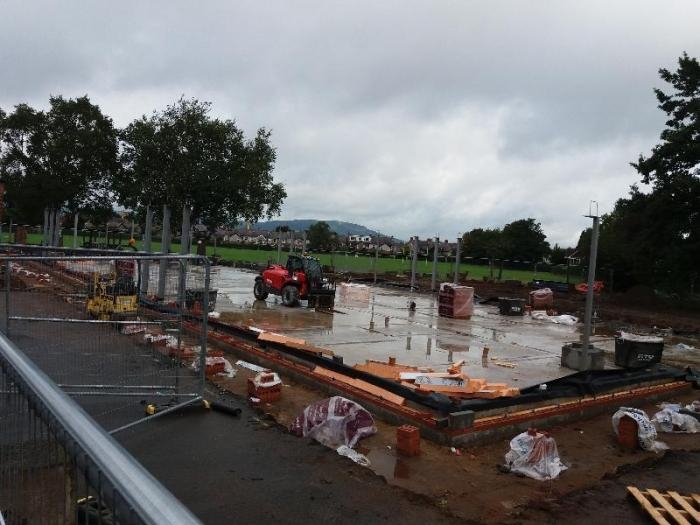 Senior Playground Extension 23/8/18