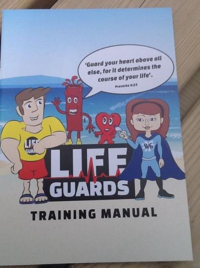 All pupils received training manual.