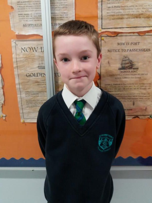 School Council Chairperson