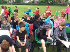 Year 5 Sports Day - A great time was had by all!