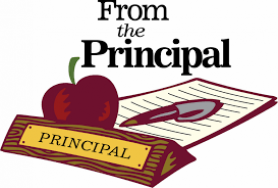 Letter from the Principal - Appeal for PTA Volunteers