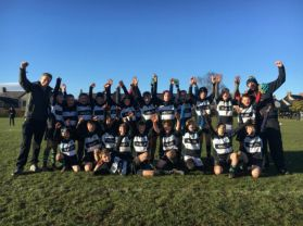 Rugby success!