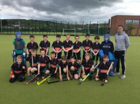 Year 6 Hockey Team