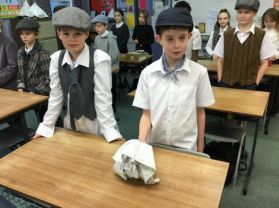 Room 34 Victorian Day