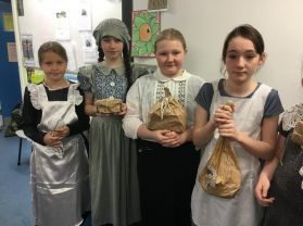 Victorian Day in Room 29