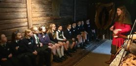 Room 35 visit to North Down Museum